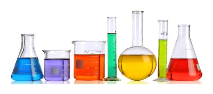 O grande mundo das substâncias químicas!