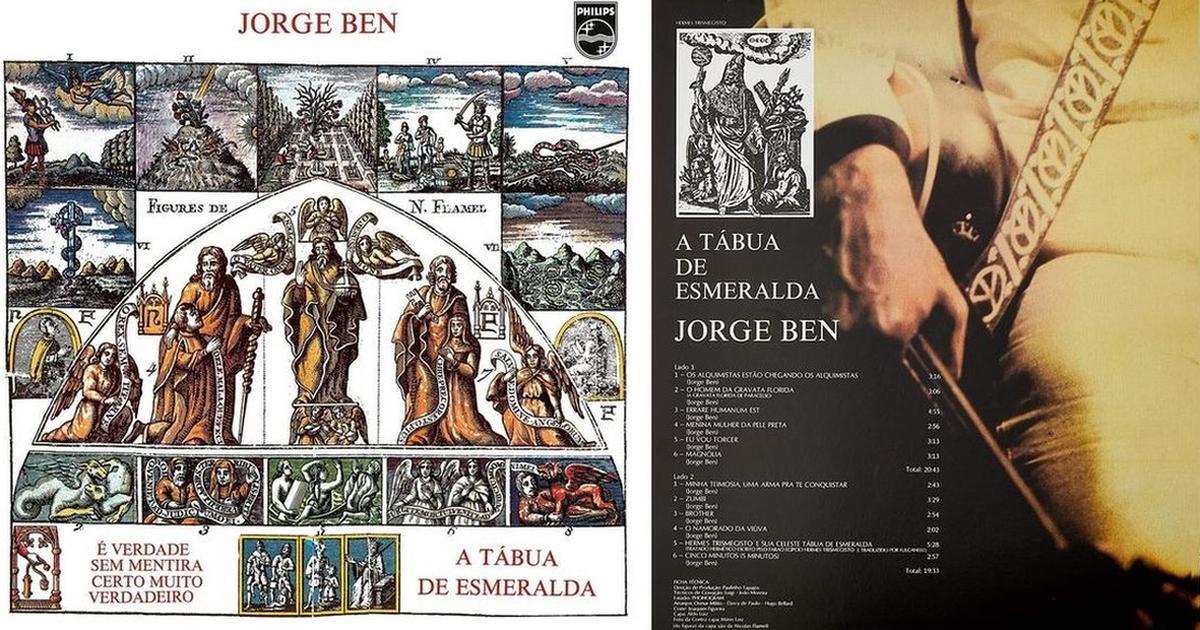 A Tábua de Esmeralda