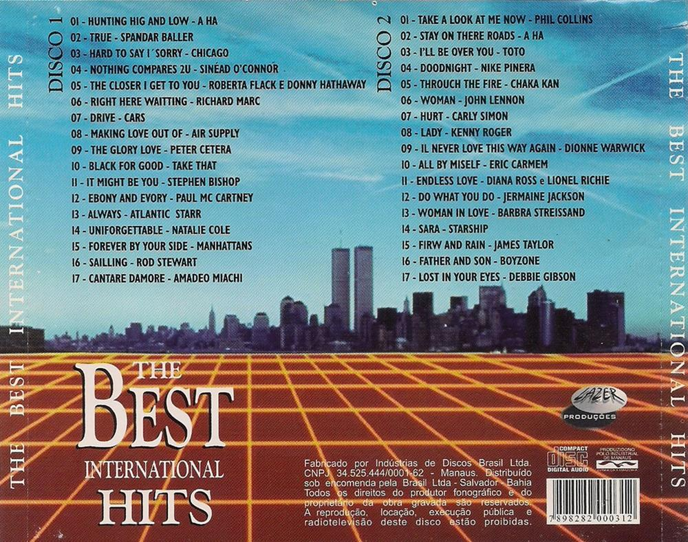 The Best - International Hits