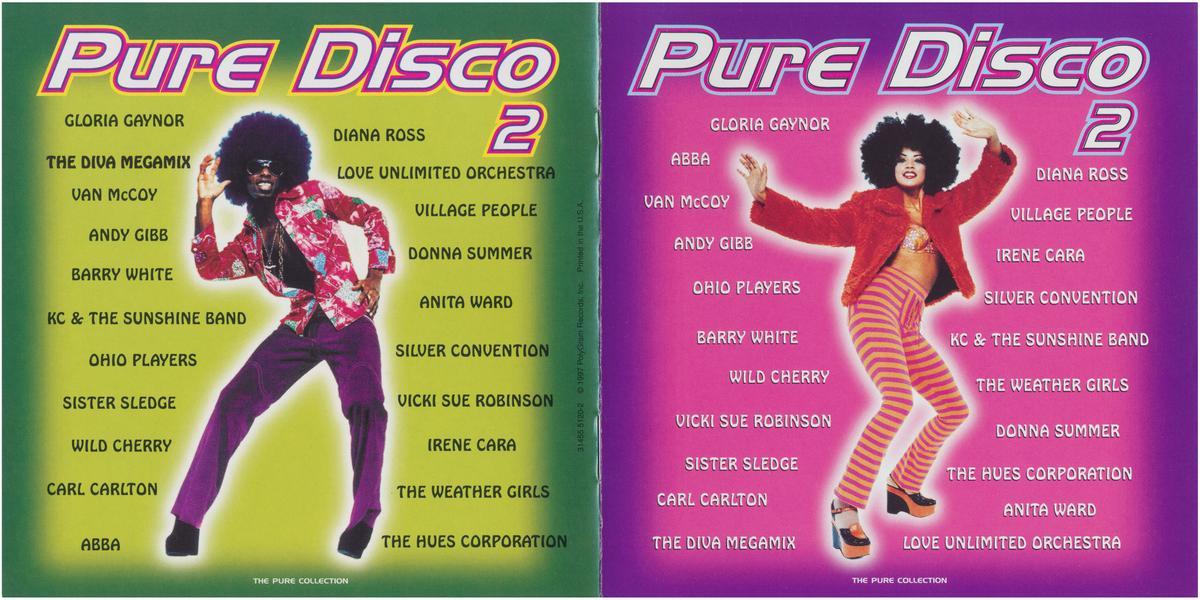 VA - Pure Disco 2 (1997)