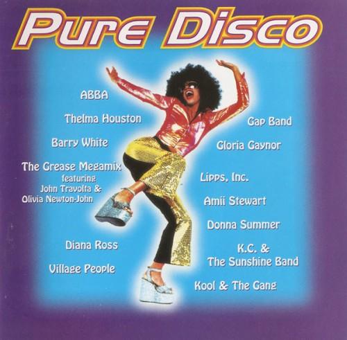 VA - Pure Disco 1 (1996)